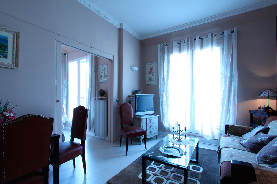 Paris Boulevard de la Madeleine Apartment for rent
