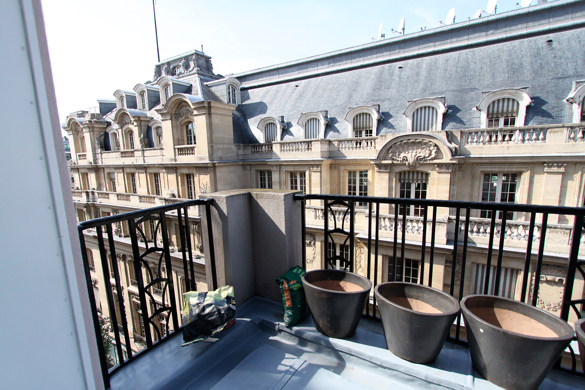 Apartment Paris Boulevard de la Madeleine 13