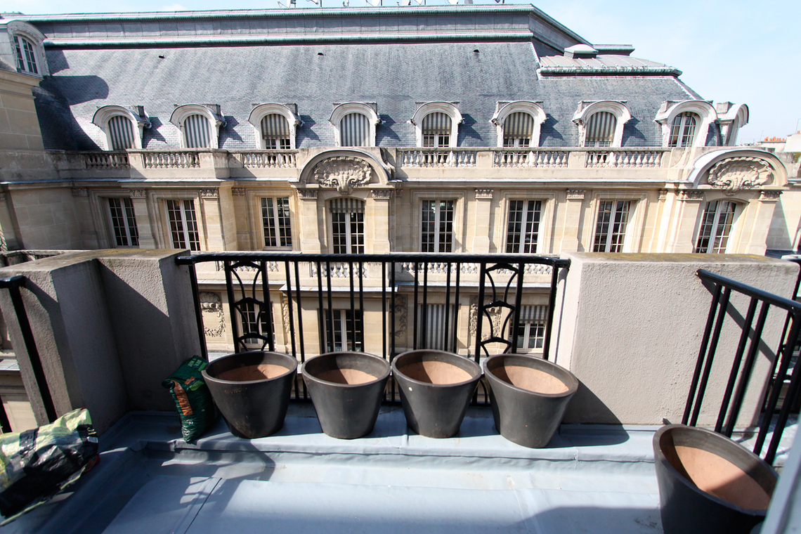 Apartment Paris Boulevard de la Madeleine 14