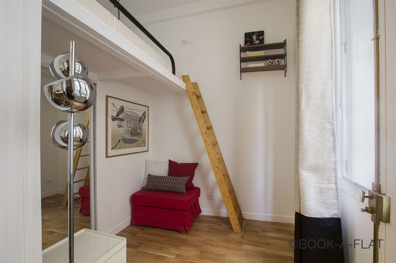 Appartement Paris Rue Blanche 7