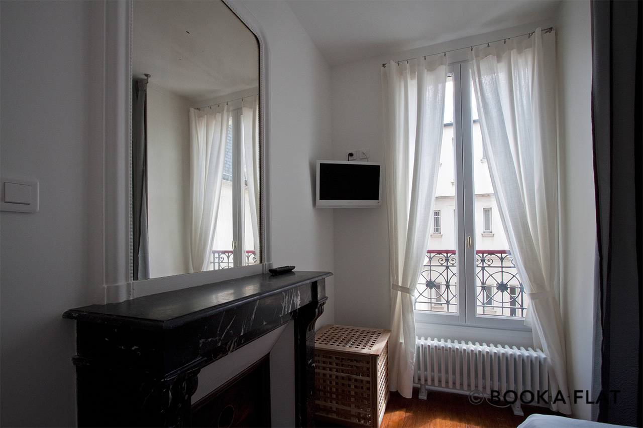 Appartement Paris Rue de Monttessuy 6