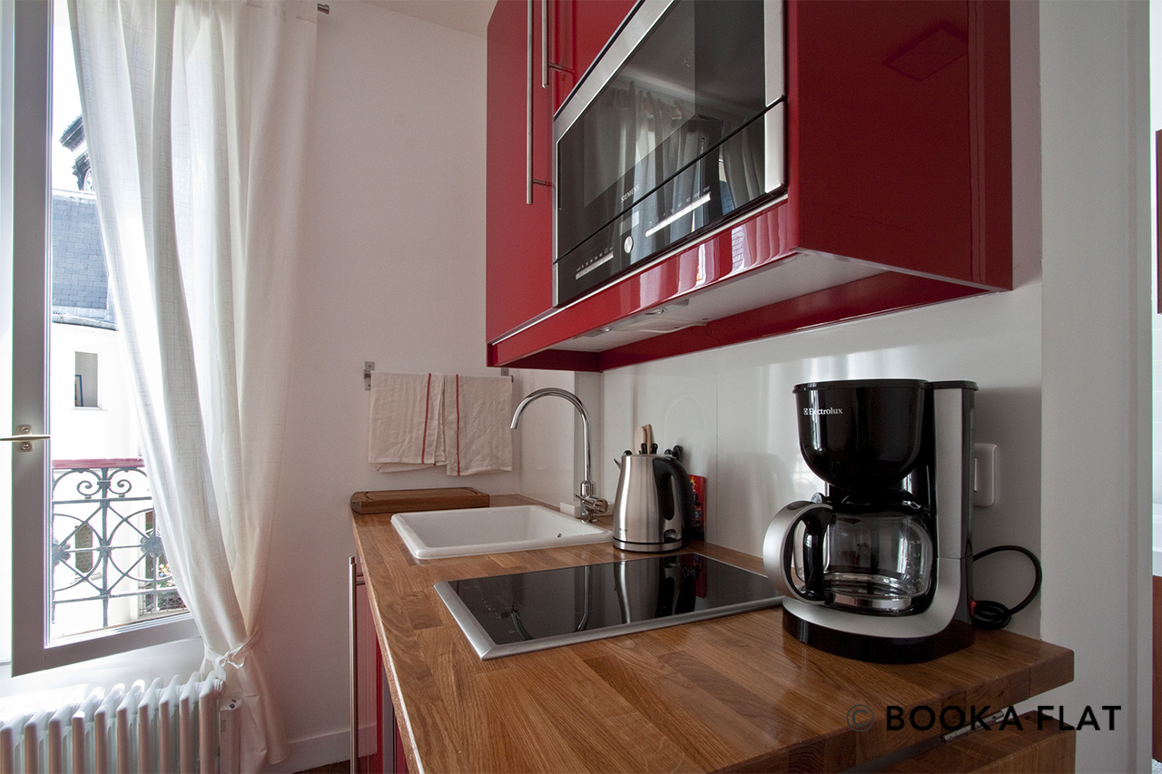 Appartement Paris Rue de Monttessuy 3