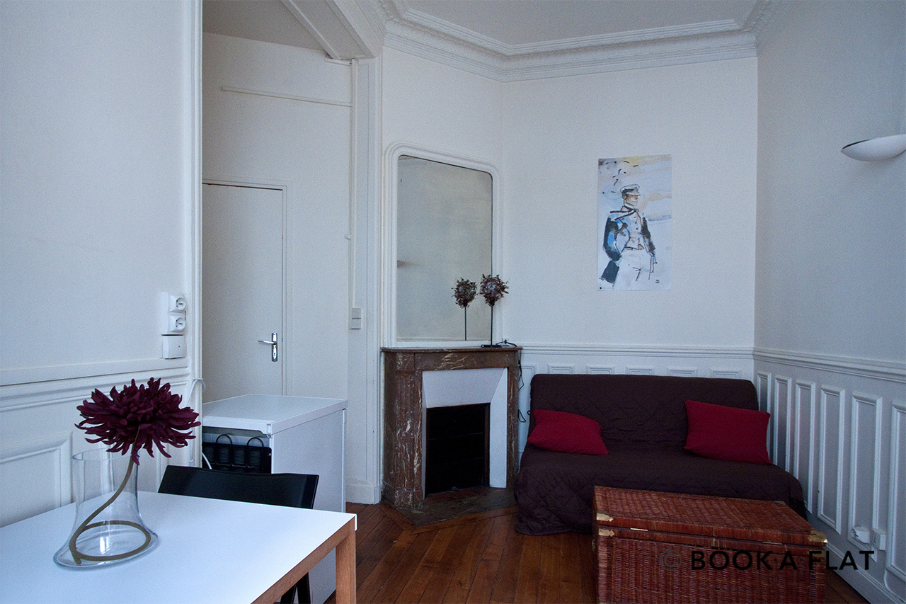 Furnished apartment for rent Paris Rue des Fossés Saint Jacques