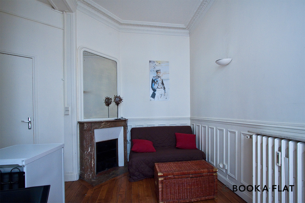 Paris Rue des Fossés Saint Jacques Apartment for rent