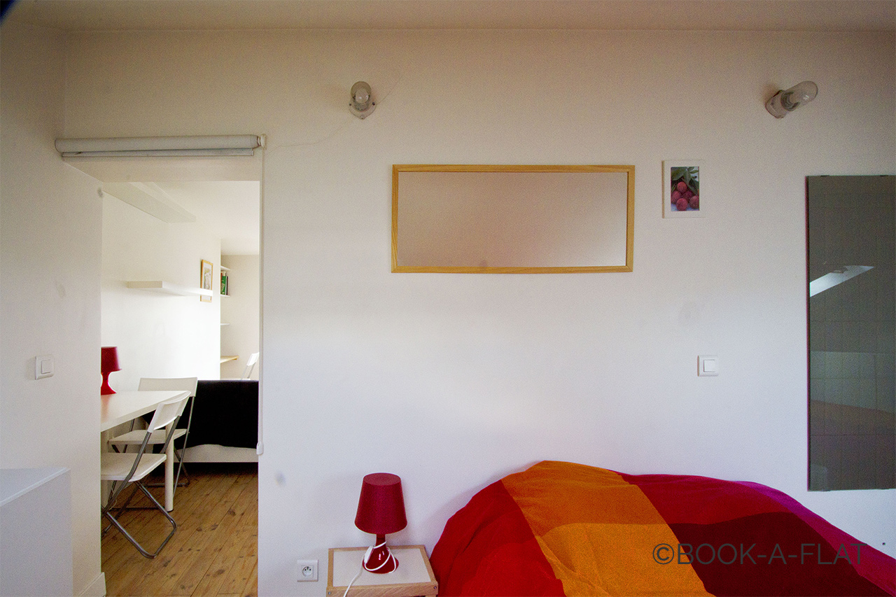 Apartment Paris Rue d'Aboukir 7