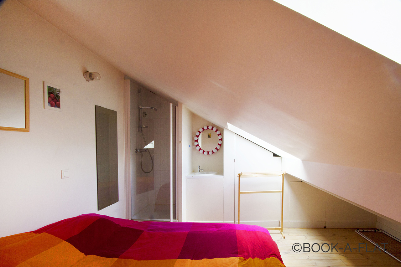 Apartment Paris Rue d'Aboukir 8