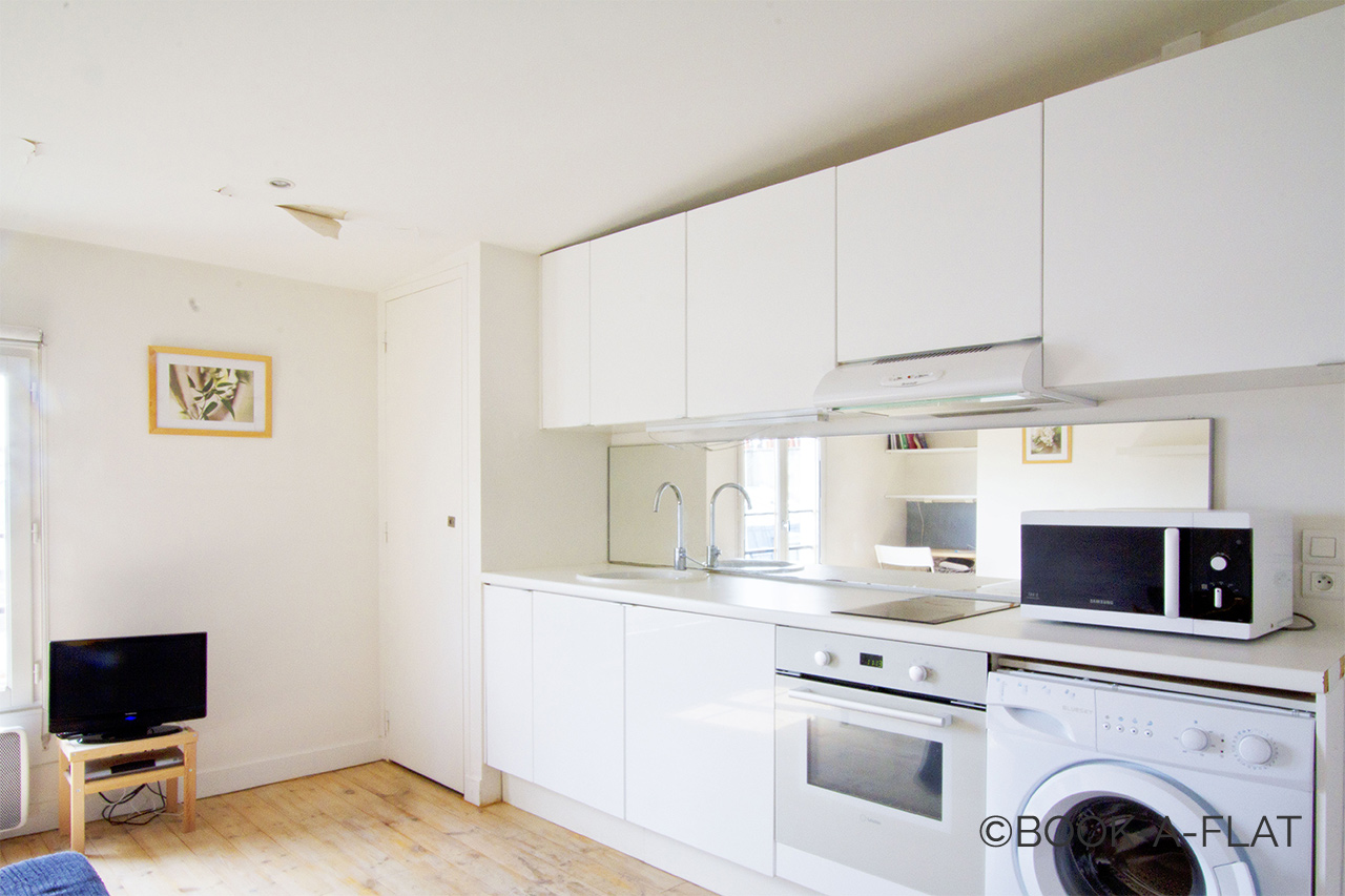 Apartment Paris Rue d'Aboukir 4