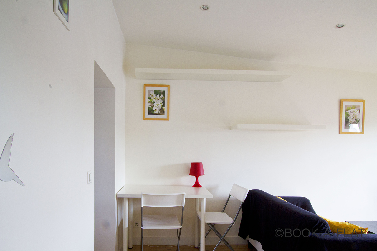 Apartment Paris Rue d'Aboukir 2