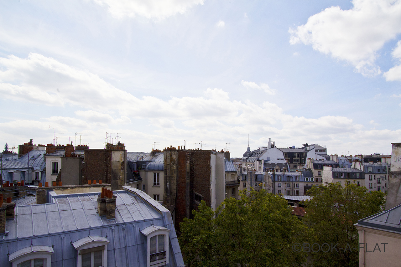 Apartment Paris Rue d'Aboukir 9