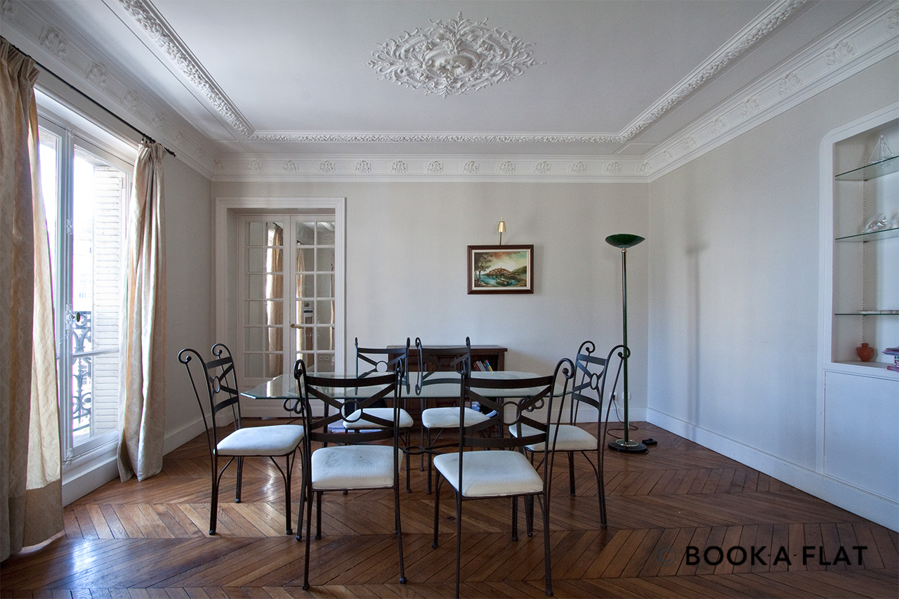 Apartamento Paris Place Pierre Brisson 5
