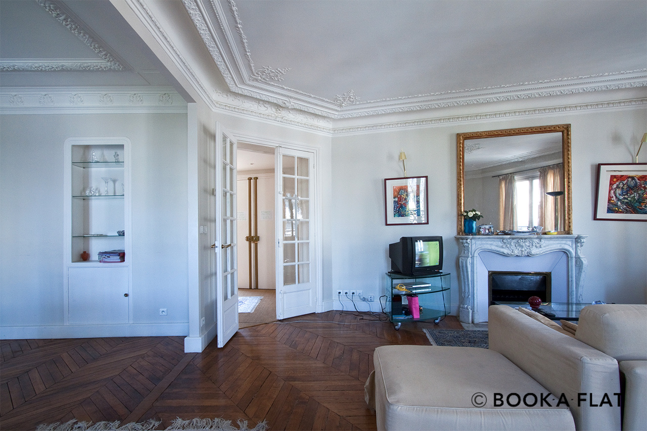 Apartamento Paris Place Pierre Brisson 3