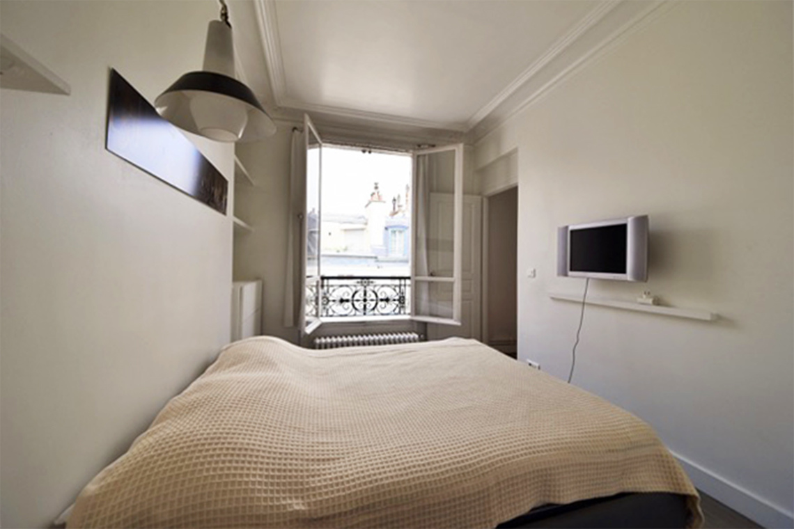 Apartment Paris Rue des Archives 5