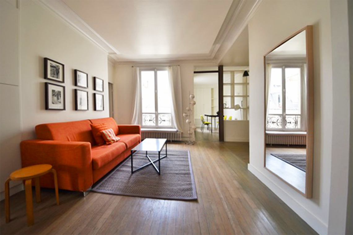 Paris Rue des Archives Apartment for rent