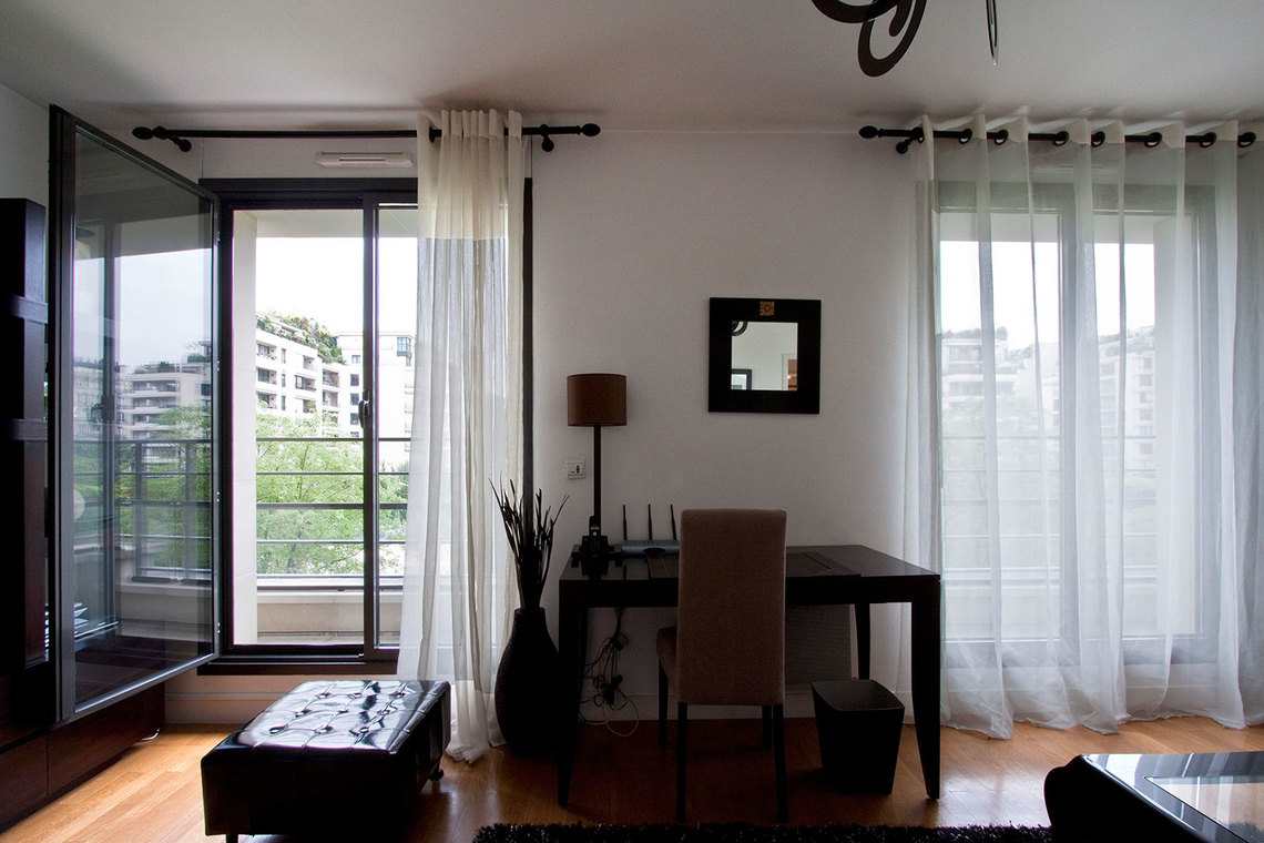 Apartment Paris Avenue Marcel Proust 4