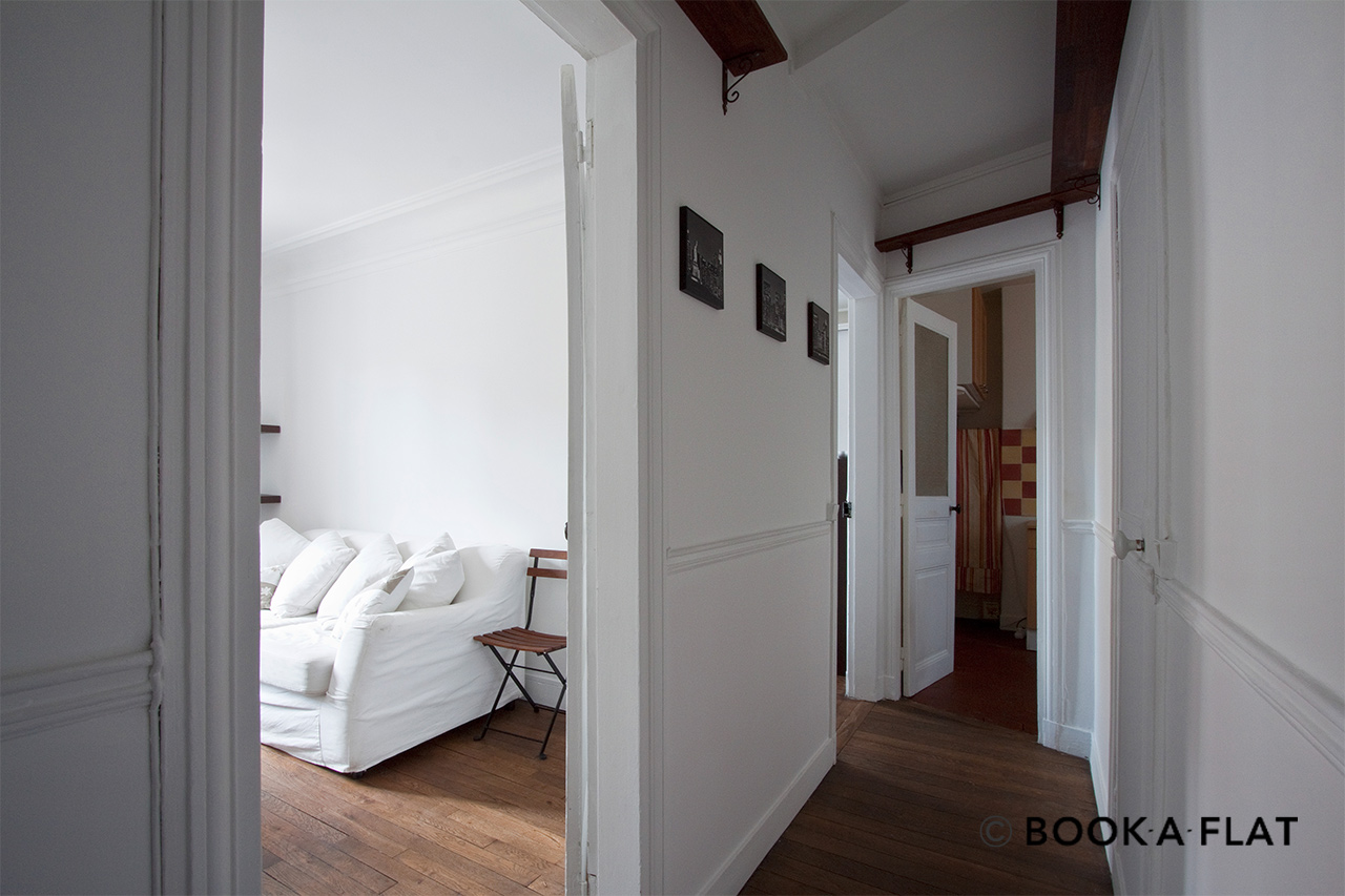Appartement Paris Rue de Tolbiac 5