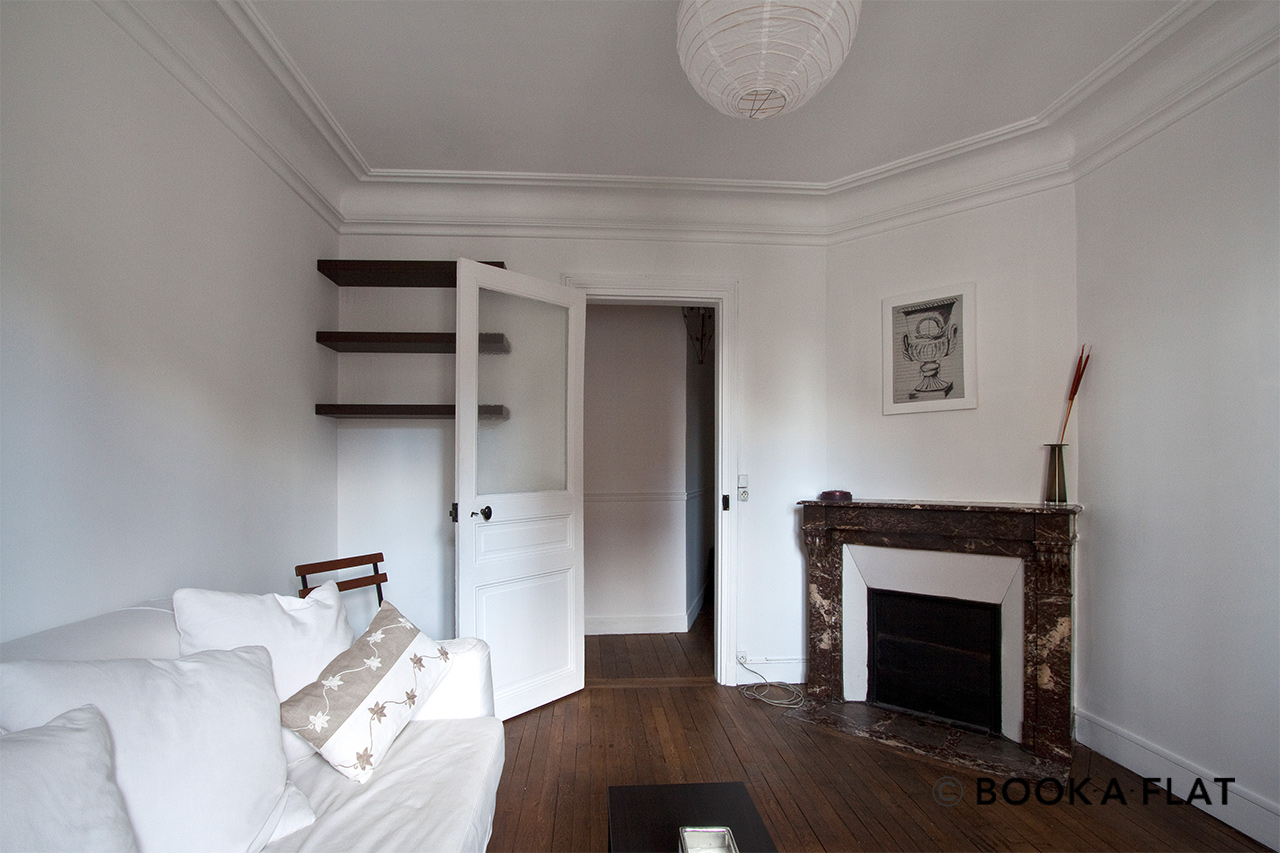 Furnished apartment for rent Paris Rue de Tolbiac