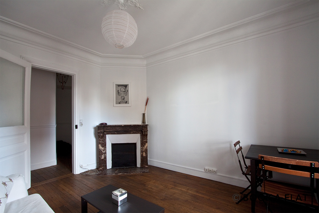 Appartement Paris Rue de Tolbiac 4