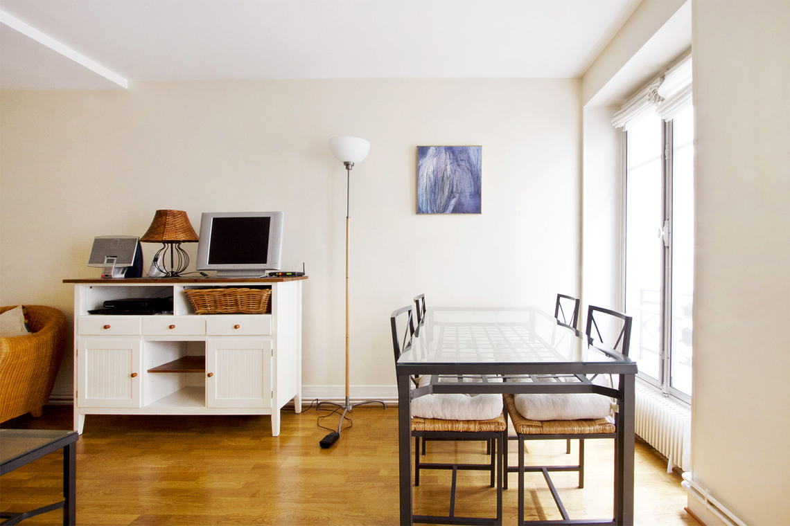 Apartment Paris Rue Chapon 5