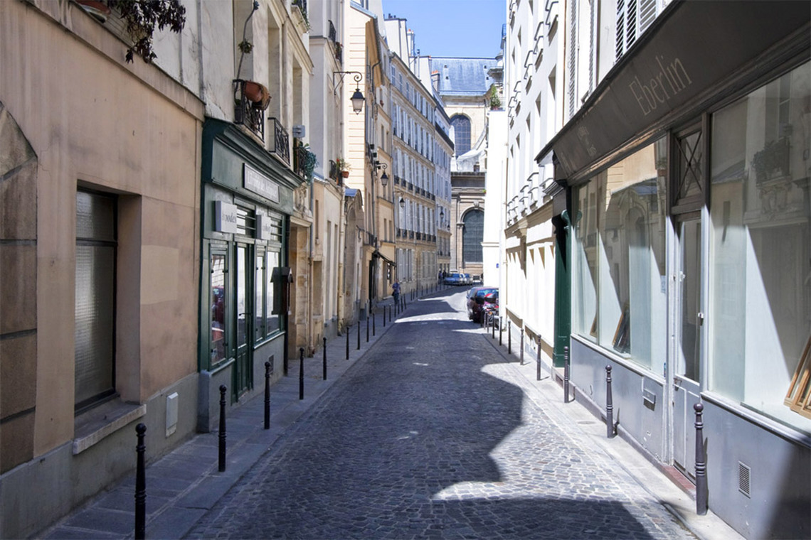 Квартира Paris Rue Servandoni 32