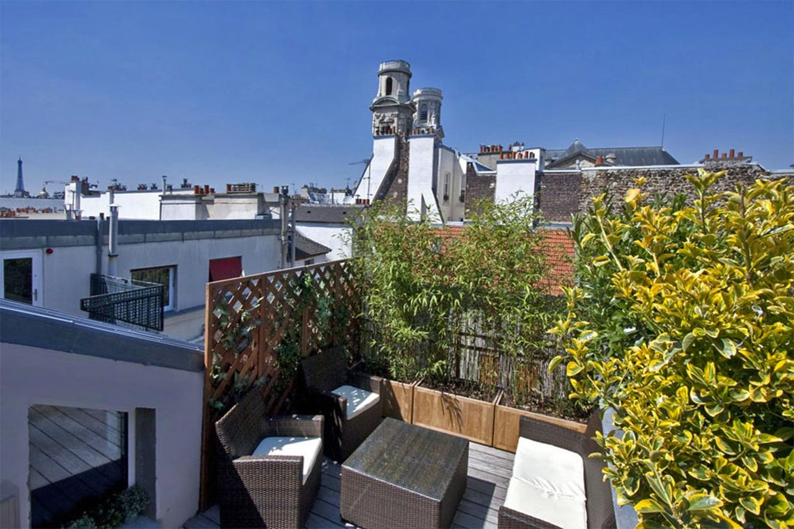 Квартира Paris Rue Servandoni 24