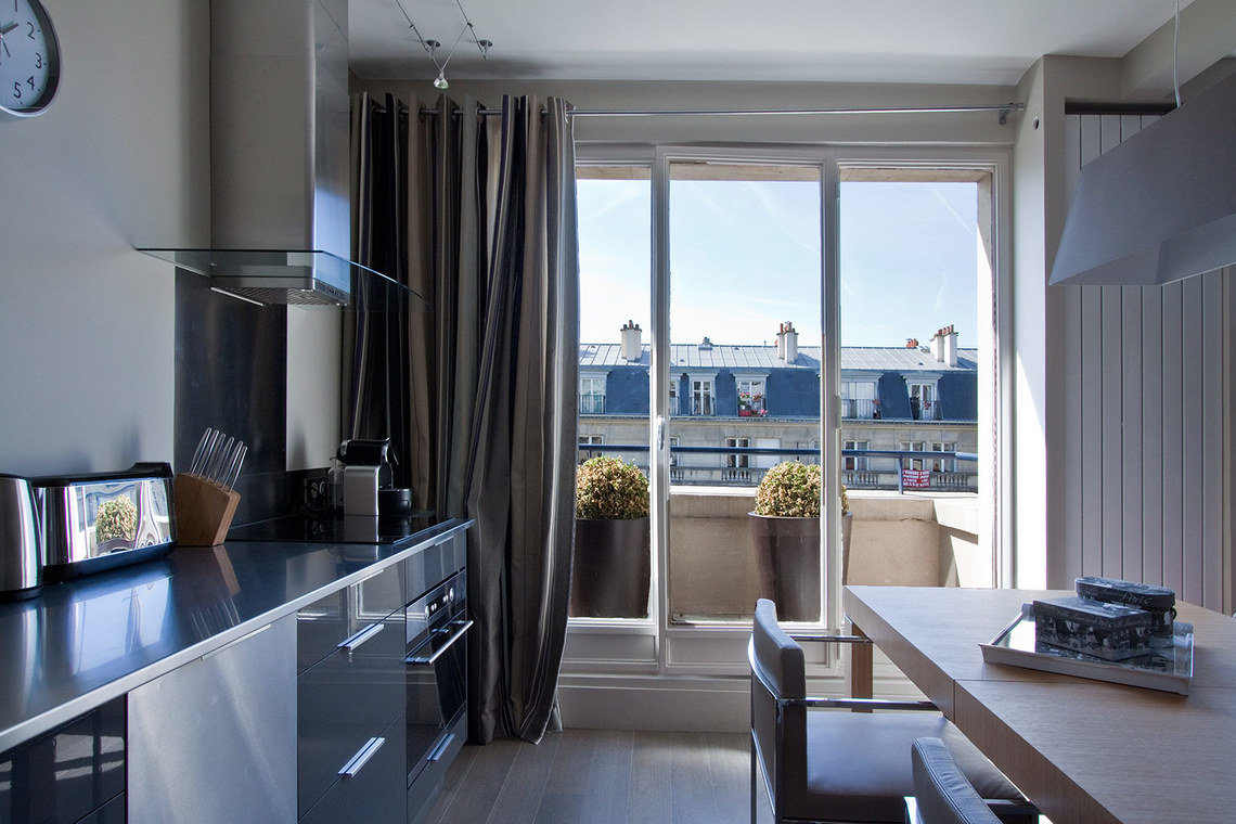 Appartement Paris Boulevard Delessert 5