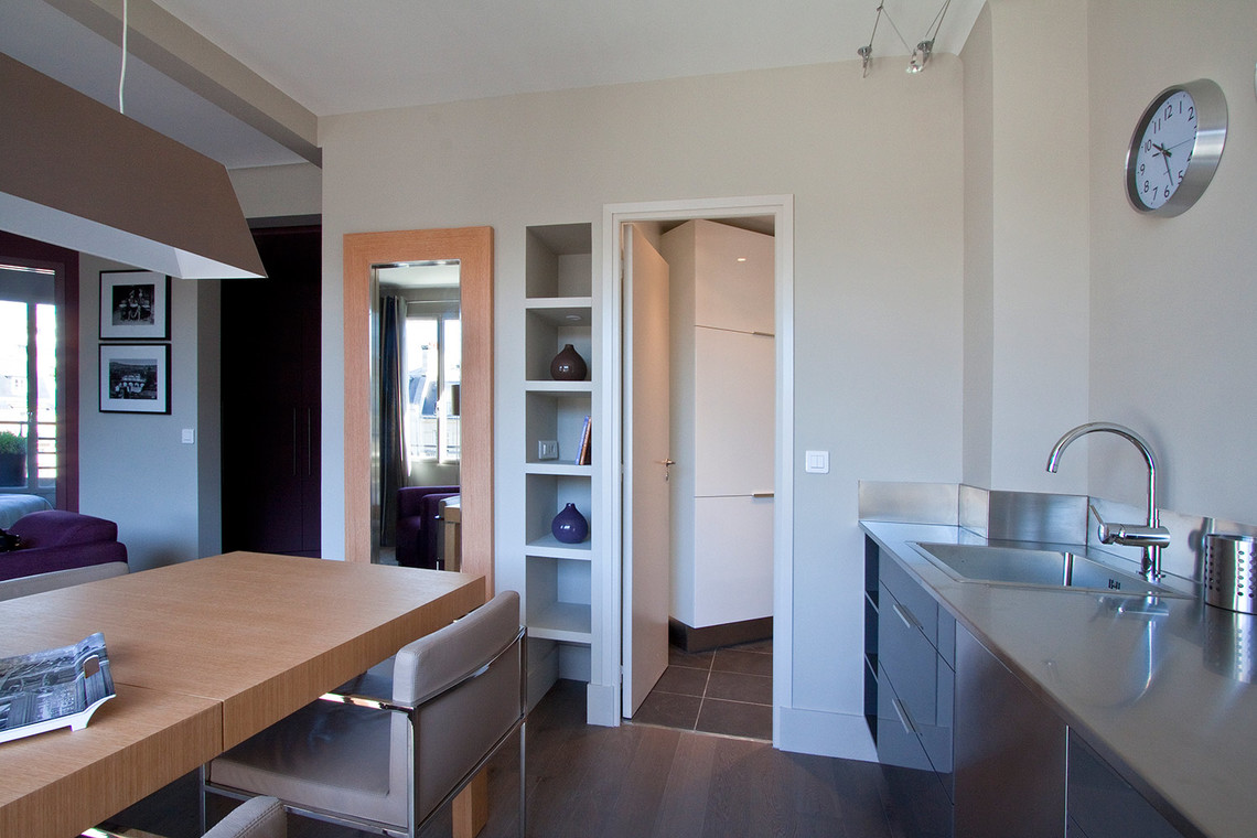 Appartement Paris Boulevard Delessert 7