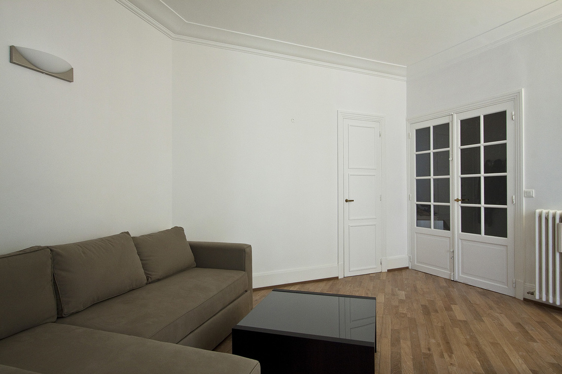 Appartement Paris Rue Barbet de Jouy 3
