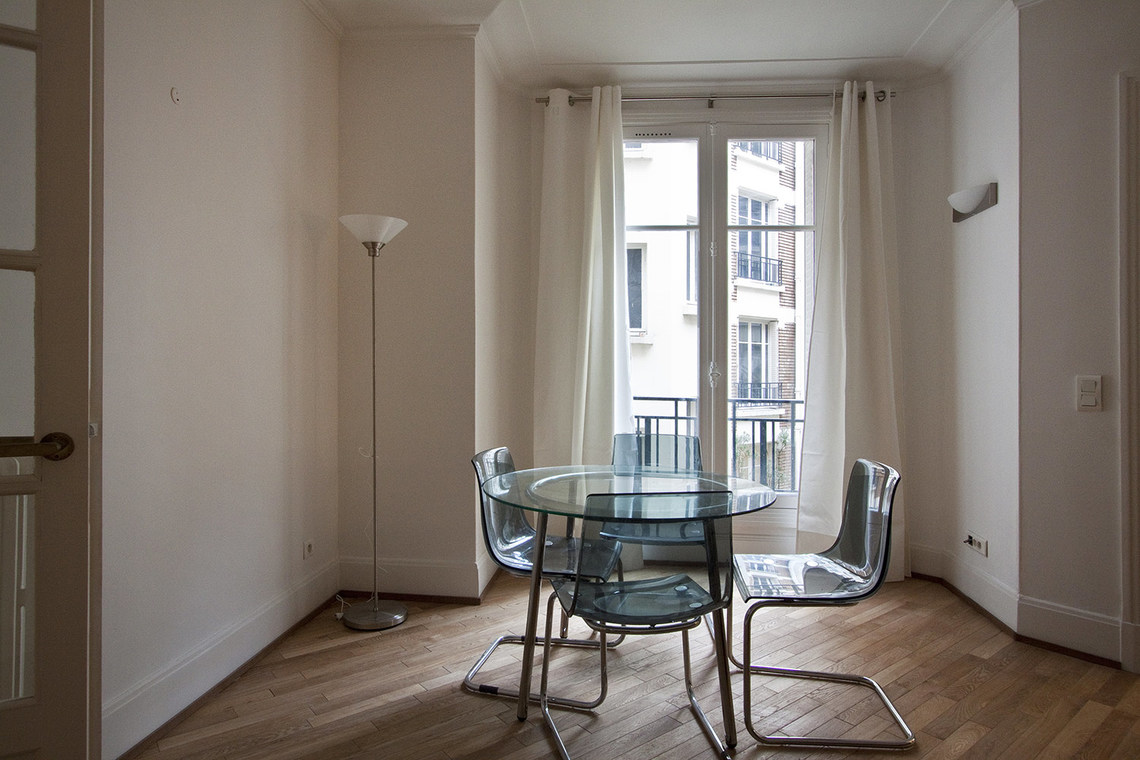 Appartement Paris Rue Barbet de Jouy 5