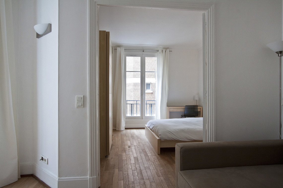 Appartement Paris Rue Barbet de Jouy 6