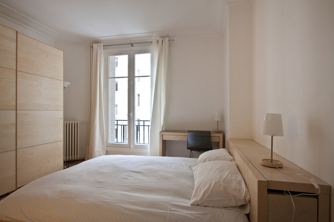 Appartement Paris Rue Barbet de Jouy 9
