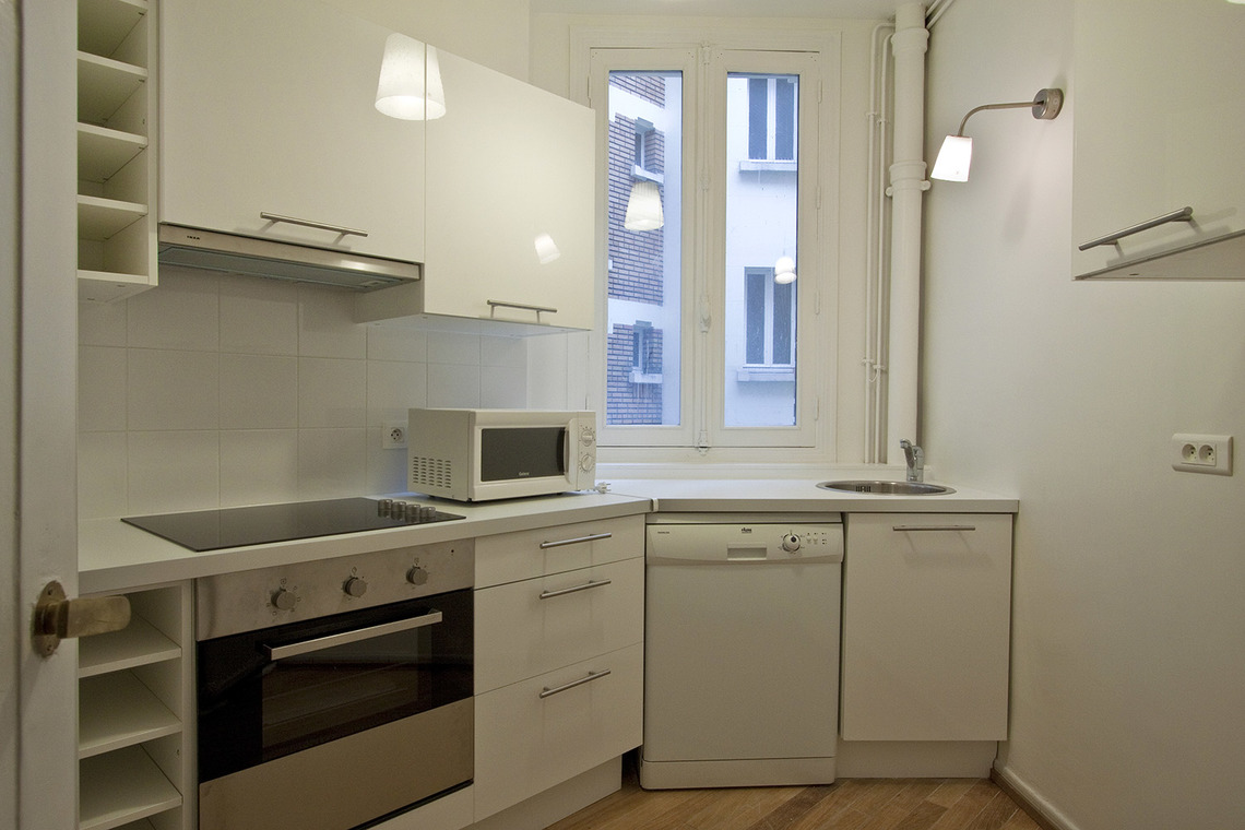 Appartement Paris Rue Barbet de Jouy 7