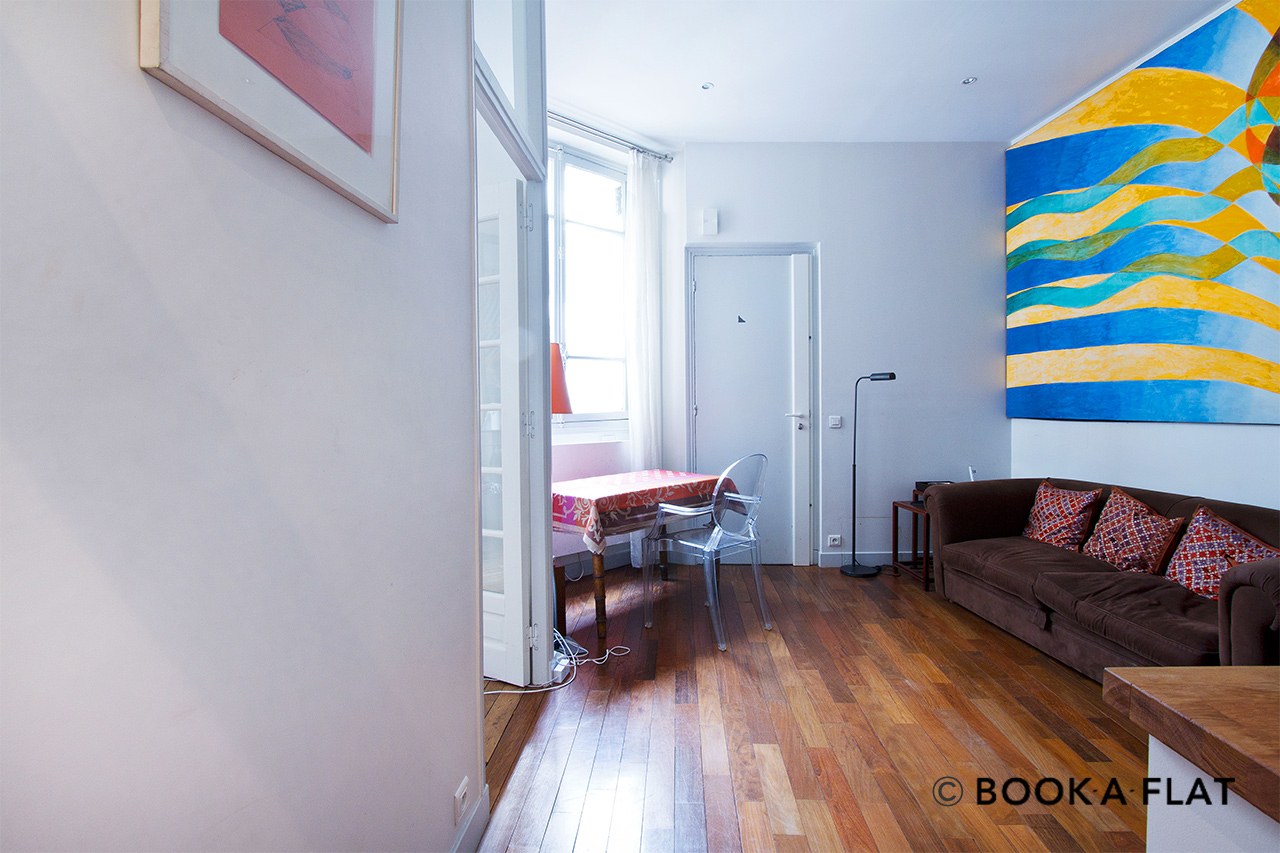 Paris Rue Madame Apartment for rent