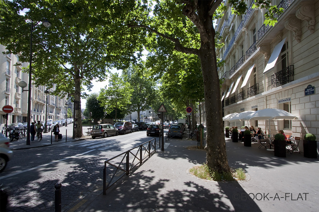 Appartement Paris Square Lamartine 21