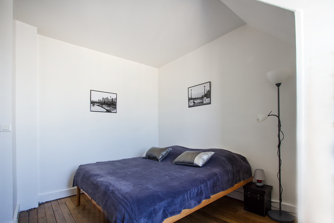 Appartement Paris Square Lamartine 8