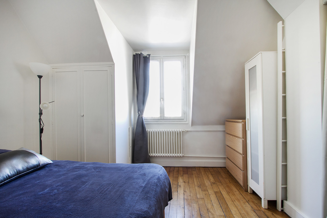 Appartement Paris Square Lamartine 11