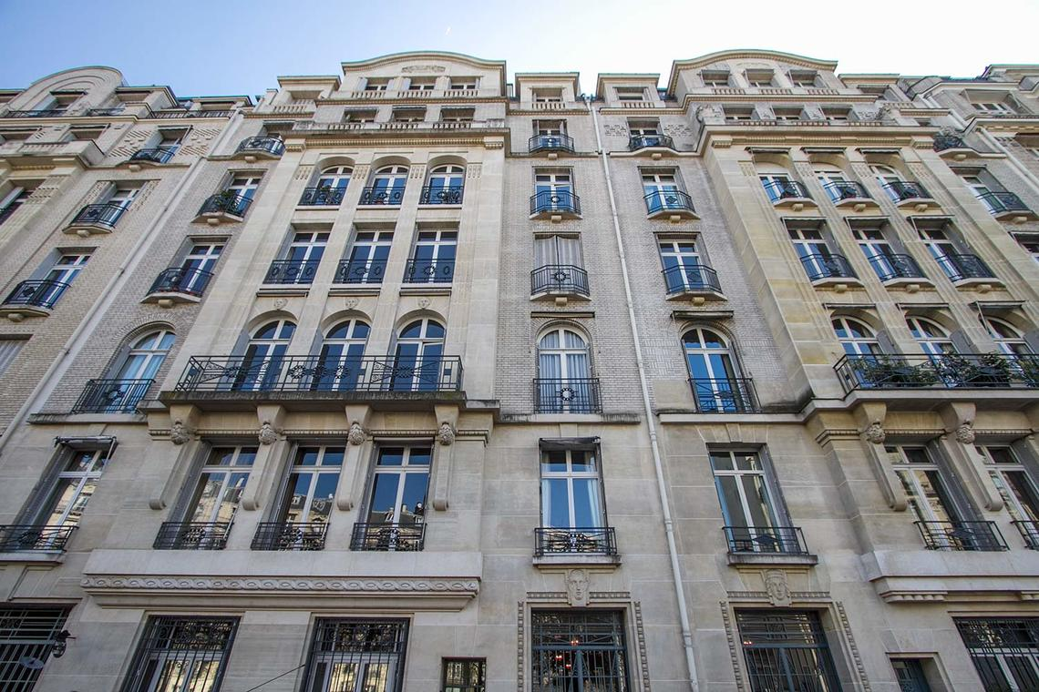 Appartement Paris Square Lamartine 18
