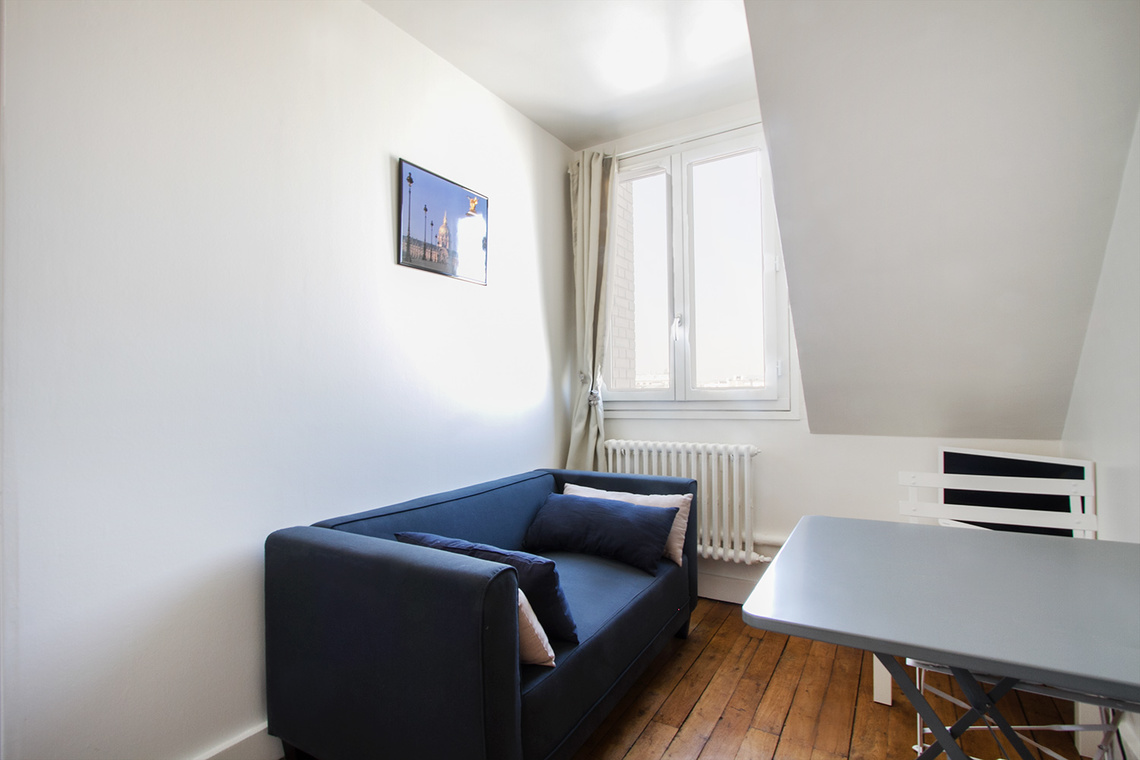 Appartement Paris Square Lamartine 2