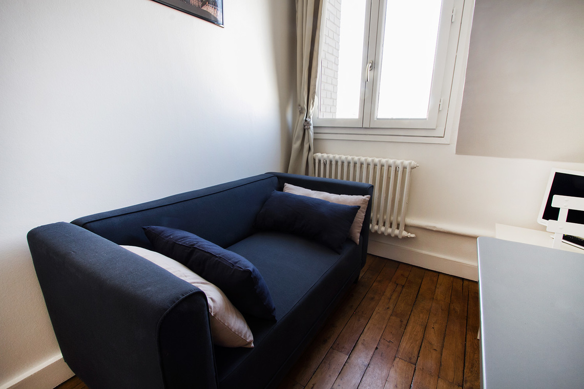 Appartement Paris Square Lamartine 3