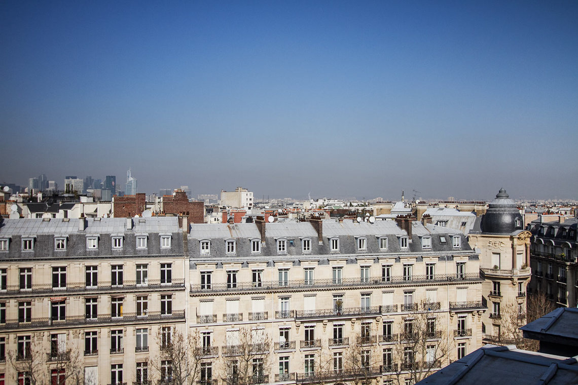 Appartement Paris Square Lamartine 15