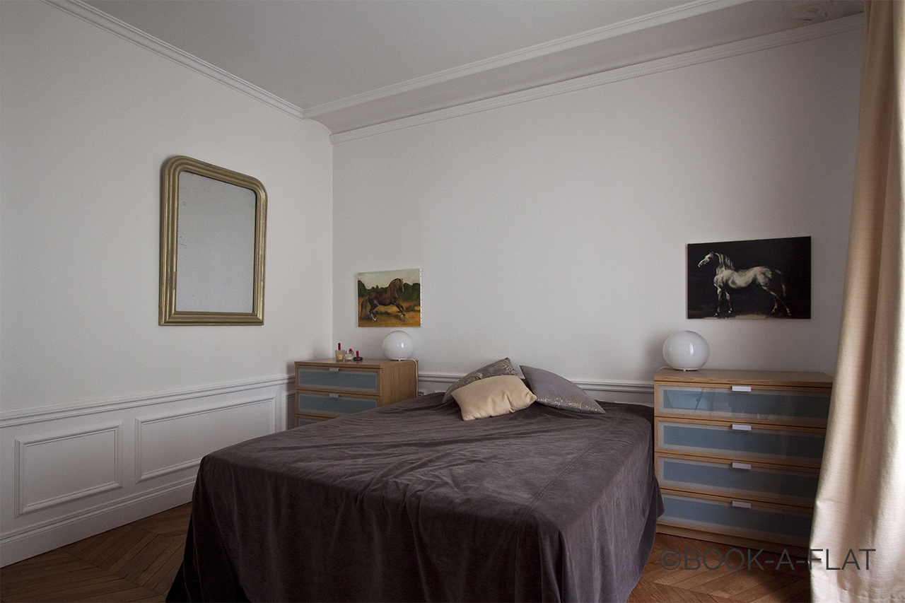 Appartement Paris Rue Guynemer 9