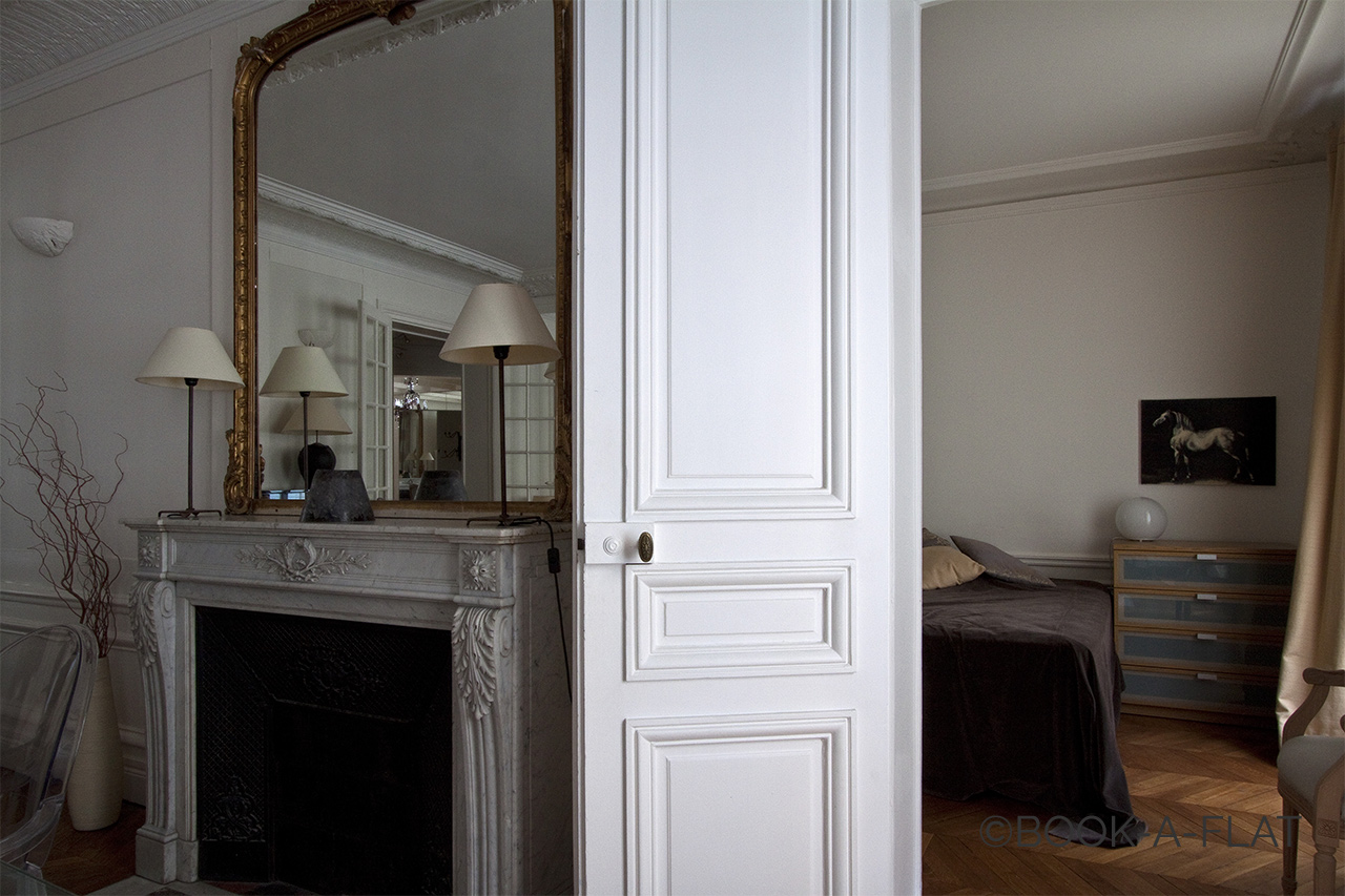 Appartement Paris Rue Guynemer 10