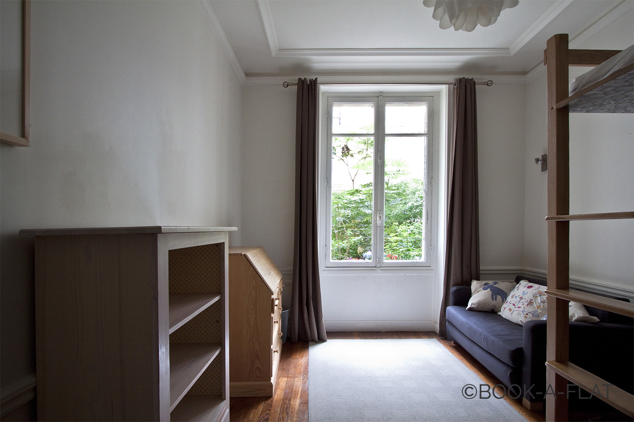 Appartement Paris Rue Guynemer 11