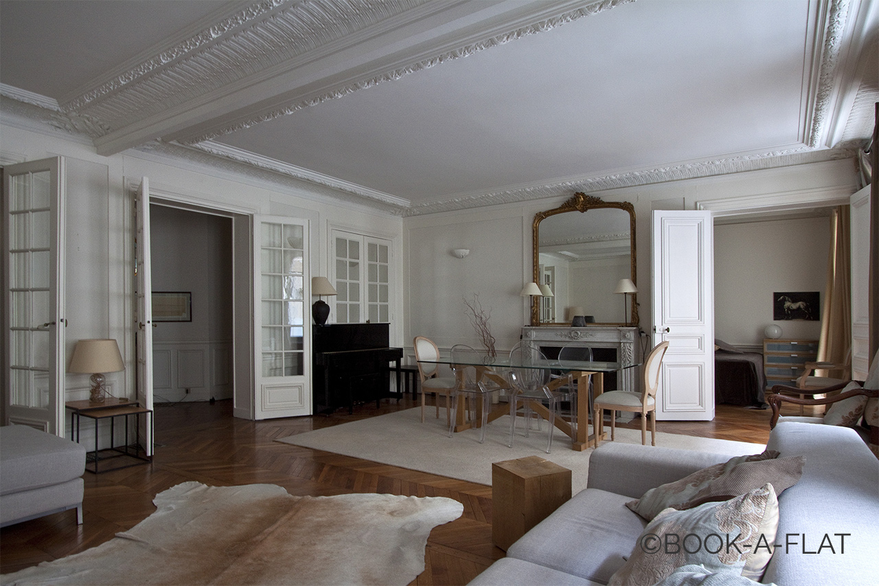 Appartement Paris Rue Guynemer 2