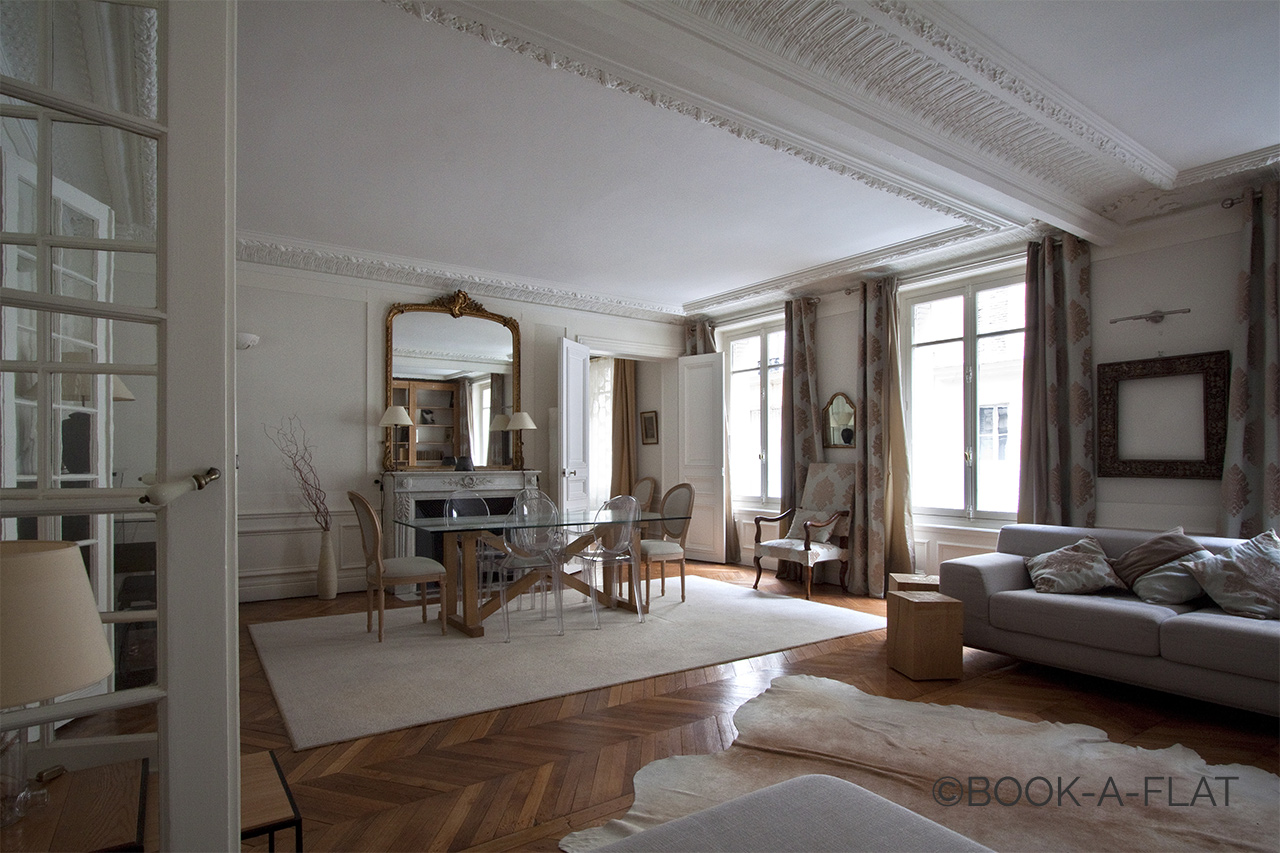 Appartement Paris Rue Guynemer 3