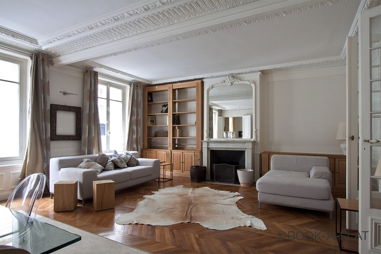 Appartement Paris Rue Guynemer 4