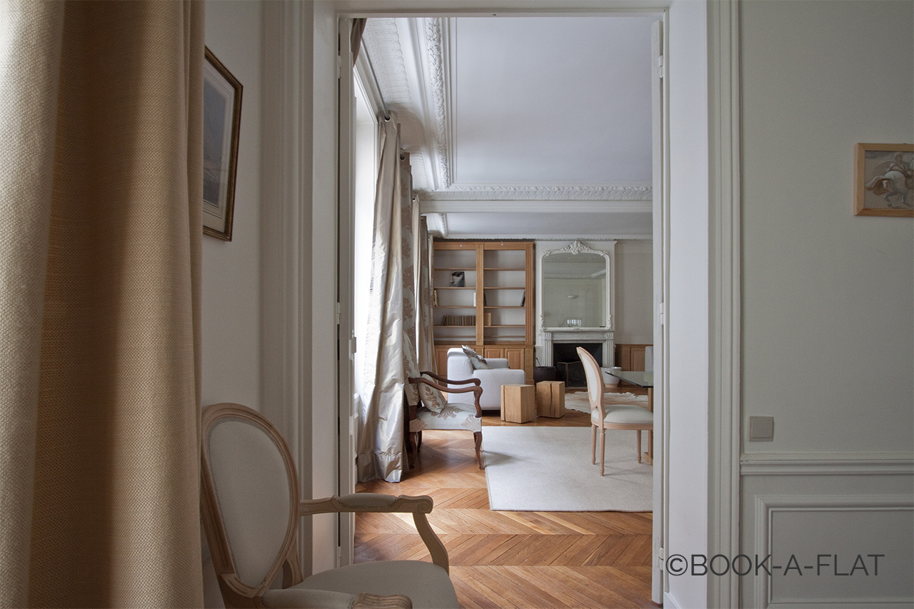 Appartement Paris Rue Guynemer 6