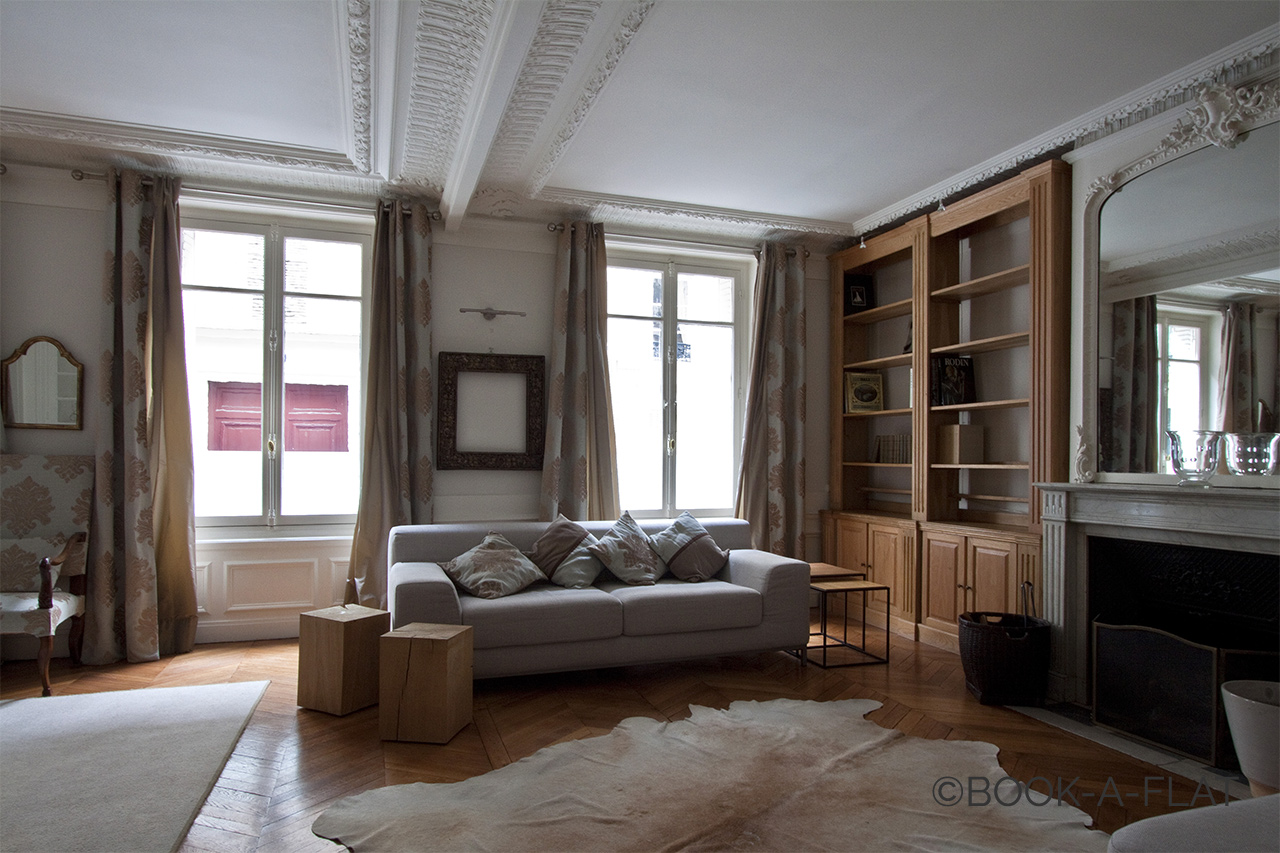 Appartement Paris Rue Guynemer 8