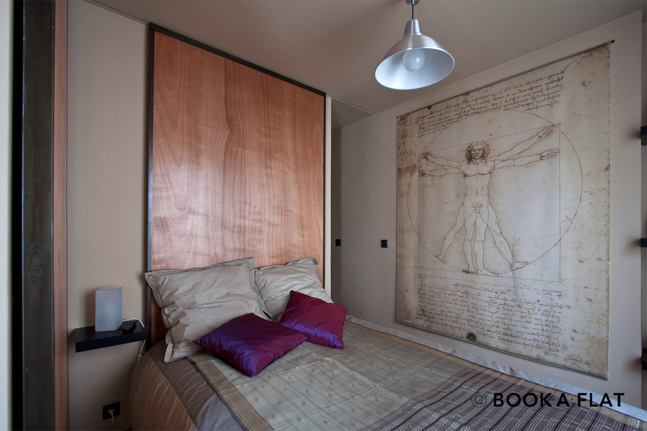 Appartement Paris Rue de Nice 8
