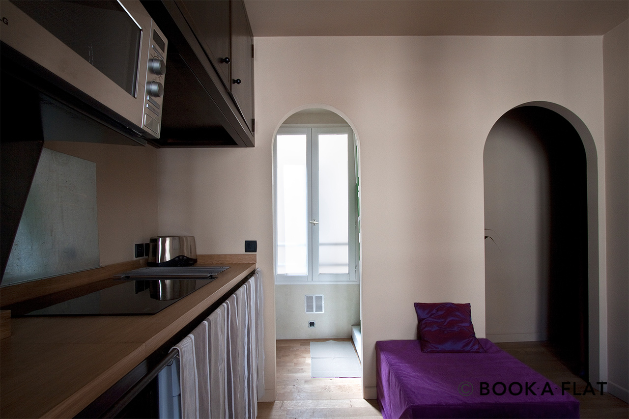 Appartement Paris Rue de Nice 3