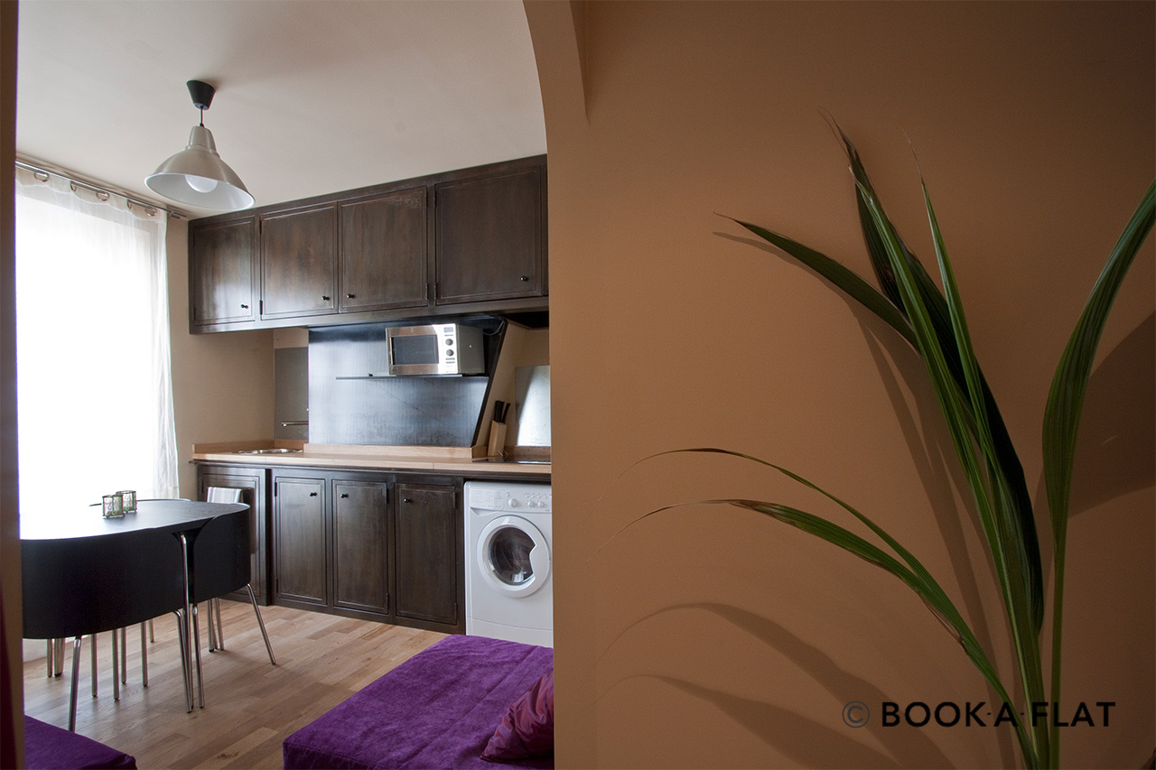 Appartement Paris Rue de Nice 4